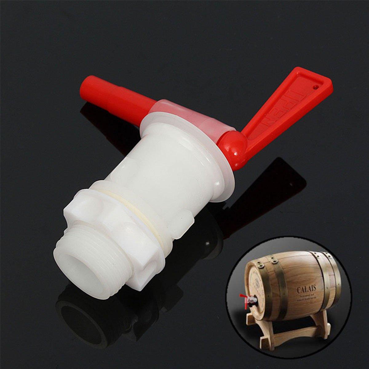 iEFiEL Homebrew Beer Wine Bottling Bucket Spigot Valve Filling Faucet Replacement Beverage Dispensers