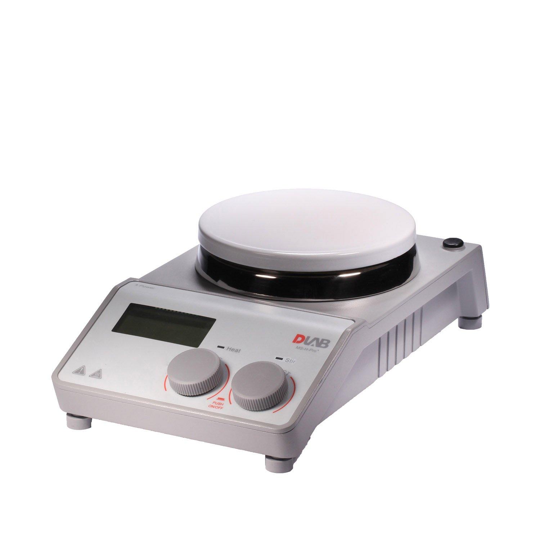 DLAB 8030101110 Ms-H-Pro Digital Ceramic Hotplate Magnetic Stirrer