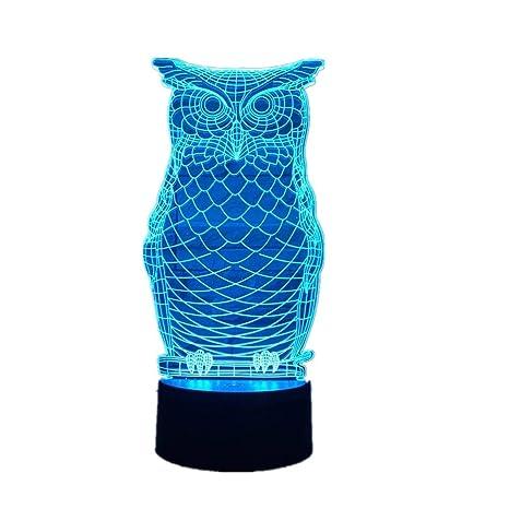 wangZJ fútbol/luz de noche para niños / / Big Owl/productos ...