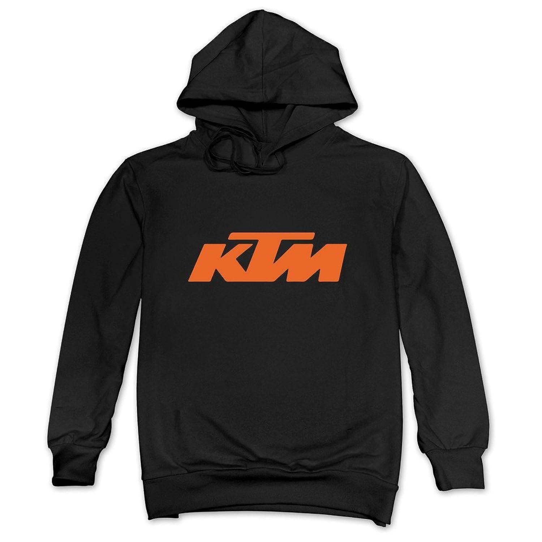 6c5c22b76 60%OFF FEIHUANG Ride Orange KTM Ken Roczen Men's Hooded Shirt Black ...