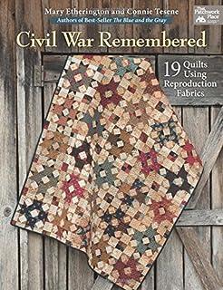The Blue and the Gray: Quilt Patterns using Civil War Fabrics ... : civil war quilt blocks - Adamdwight.com