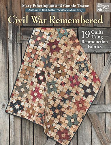19 Fabric (Civil War Remembered: 19 Quilts Using Reproduction Fabrics)