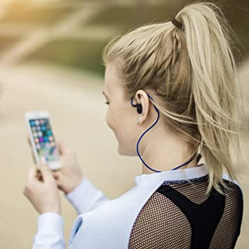 Hama Clip On Active Bt Sport In Ear Headphones Black Elektronik