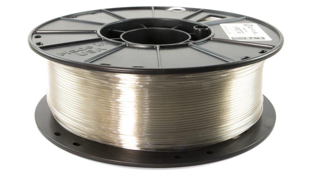 3d combustible rpetg 100% reciclado PETG Natural 3d filamento 1,75 ...