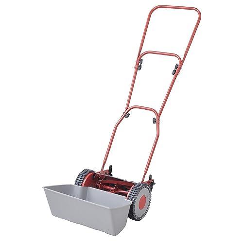 山善 手押し芝刈り機 刈る刈るモア KKM-200