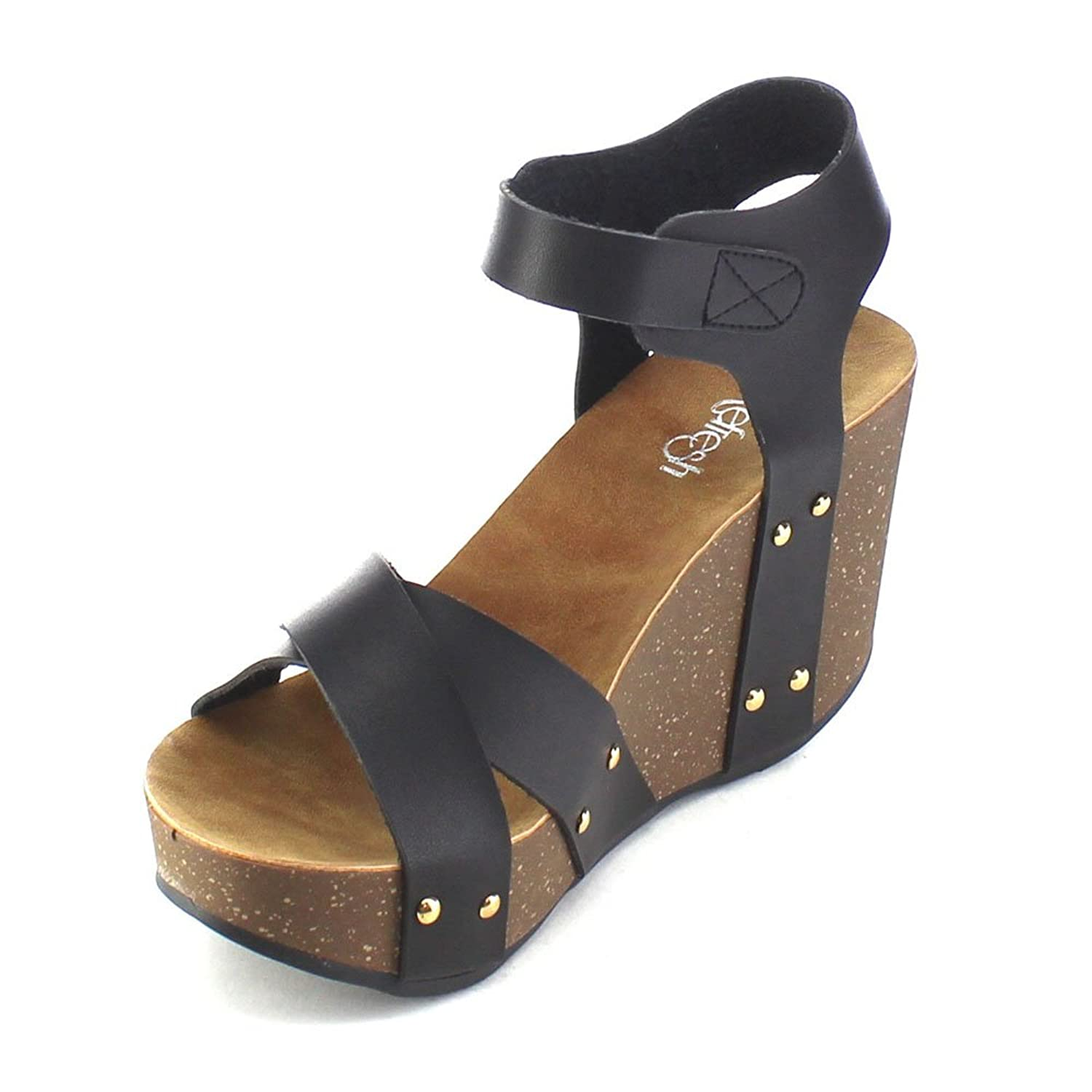 wedges shoes made amazon espadrilles wedge com spain strap comfortable heel closed classic ankle pubol dp in comforter most viscata toe