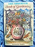 img - for The Observer Book of Gardening book / textbook / text book