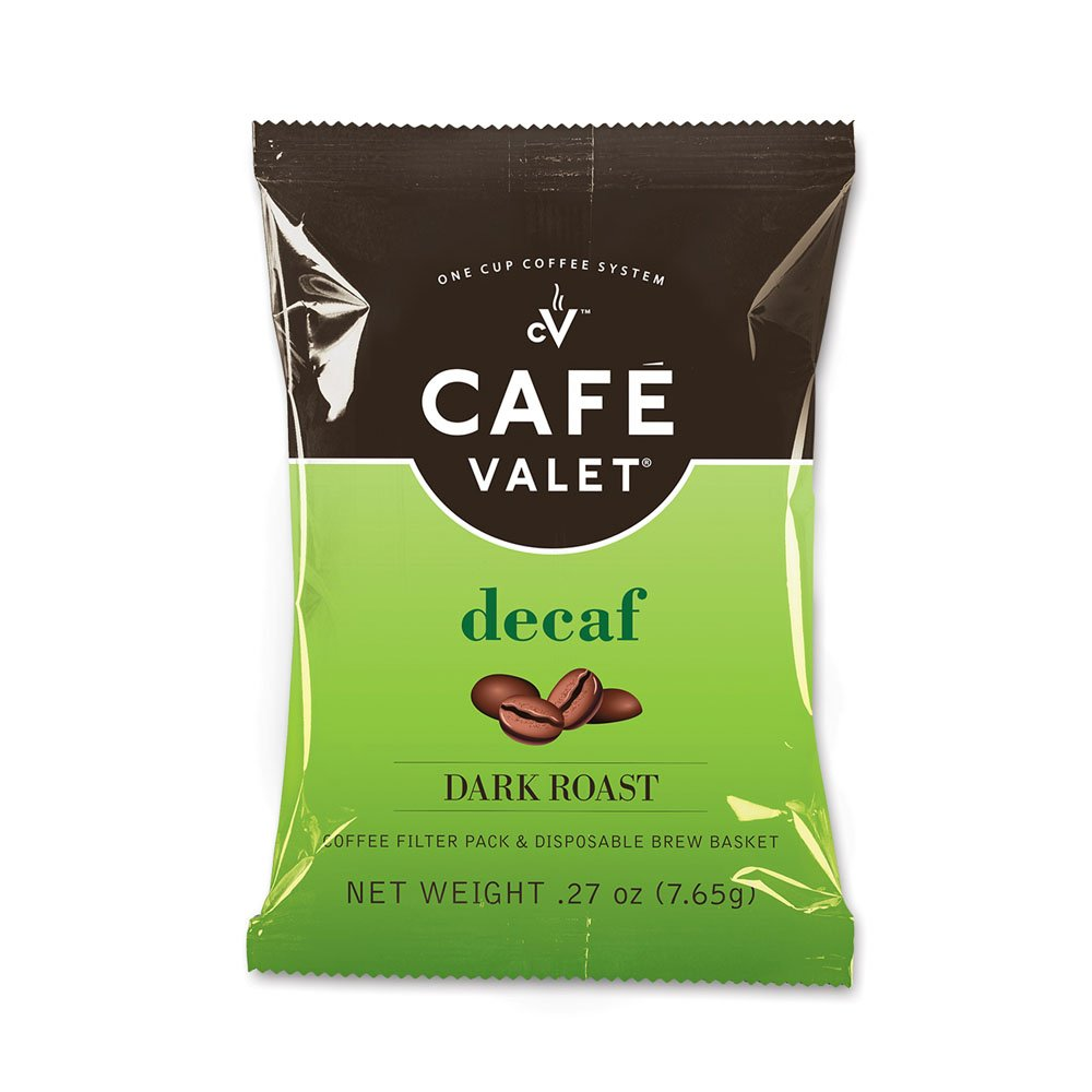 Cafe Valet Coffee for Cafe Valet Single Serve Brewers, Regular, 50 Count: Amazon.com: Grocery & Gourmet Food