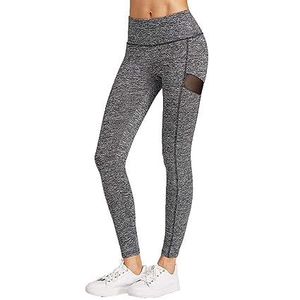 Amazon.com: Soft Yoga Pants Women Summer Fitness Legging ...