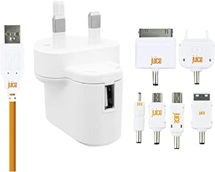 juice multi wall charger