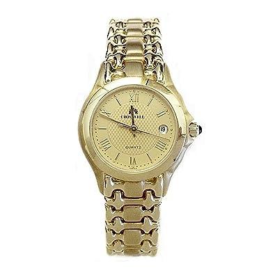 CROMWELL Reloj para Mujer Analógico Cuarzo con Correa de Oro 18k 250225/2015: Amazon.es: Joyería