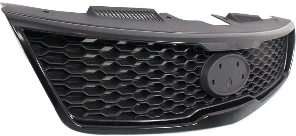 Fits Kia Forte Koup 2010-2013 Upper Grille Radiator Front Bumper OEM 863501M310