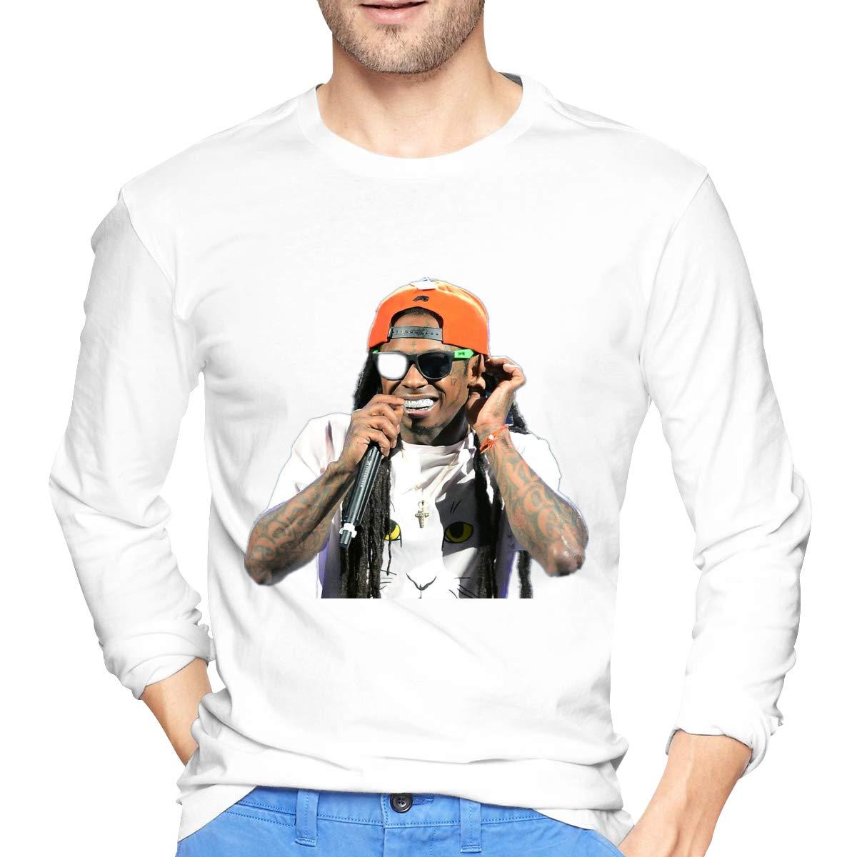 Lihehen S Lil Wayne Fashion Leisure Round Neck T Shirt S