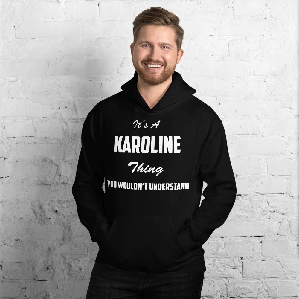You Wouldnt Understand meken Its A Karoline Thing