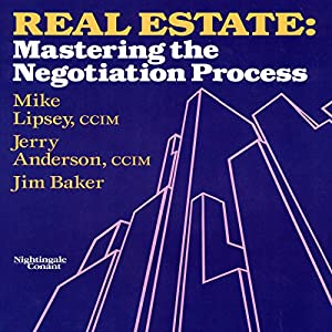 Real Estate: Mastering the Negotiating Process Speech
