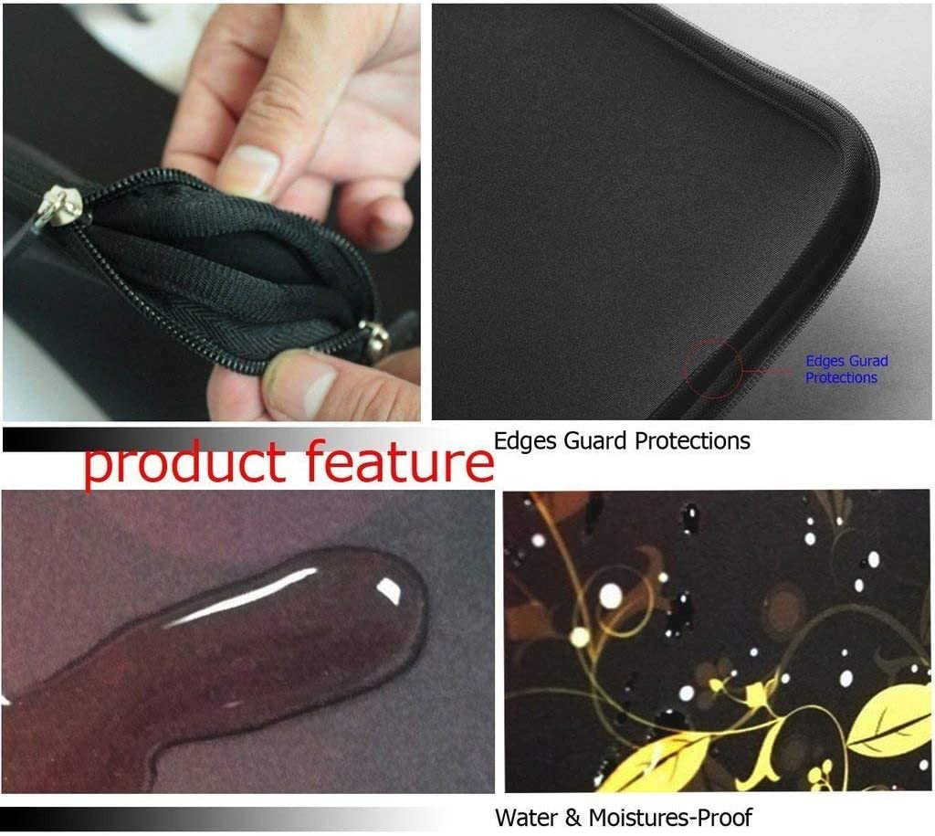 Good Decision 11.6 12 Inch Laptop Sleeve Cute Notebook Computer Case for Apple MacBook Acer