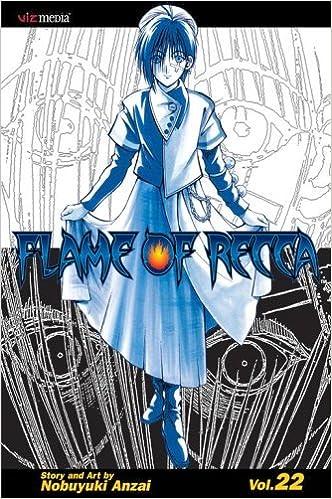 Flame of Recca, Vol. 22 by Nobuyuki Anzai (2007-02-13)