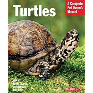 Turtles (Complete Pet Owner's Manual) 8
