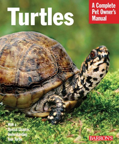 Turtles (Complete Pet Owner's Manual) 1