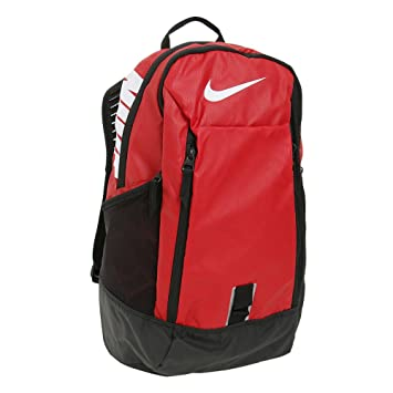 1172f96345 Image Unavailable. Image not available for. Colour  Nike Polyester Alpha  Adapt Rise Unisex Red Backpack