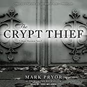 The Crypt Thief: A Hugo Marston Novel, Book 2 | Mark Pryor