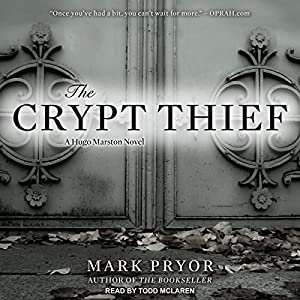 The Crypt Thief Audiobook
