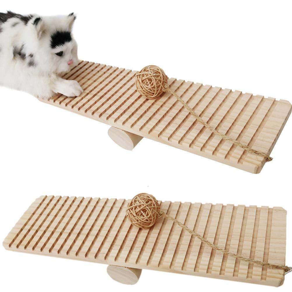 WUYANSE juego de garras de gato para mascotas, rompecabezas de ...