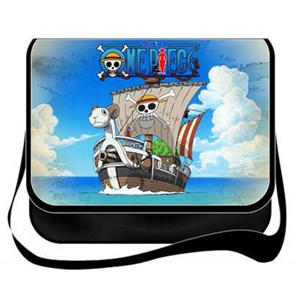 YOYOSHome Anime One Piece Cosplay Messenger Bag Shoulder Bag Handbag Crossbody Backpack School Bag