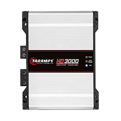 Taramp's HD 3000 2 Ohms Class D Full Range Mono Amplifier: Car Electronics