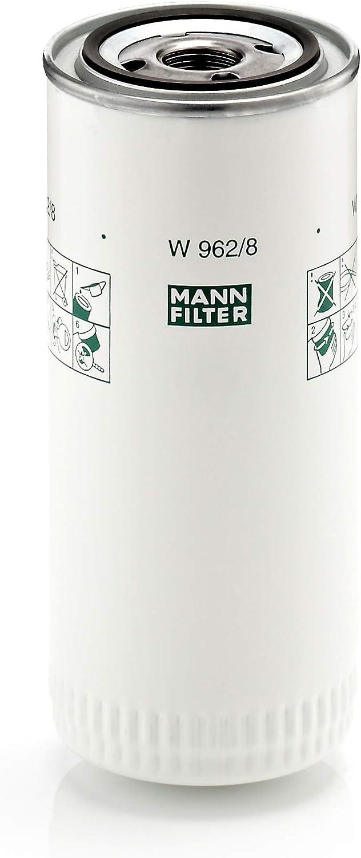 Mann Filter W 962 8 Ölfilter Auto