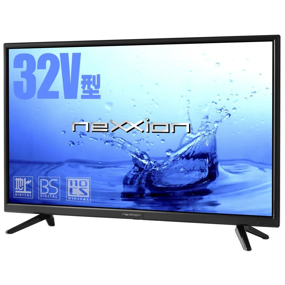 ネクシオン 32V型 液晶テレビ FT-C3201B B0792PWBDT