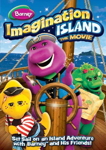 Barney:imagination Island by Trimark Home Video