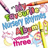 My Favourite Nursery Rhymes Album Volume 3