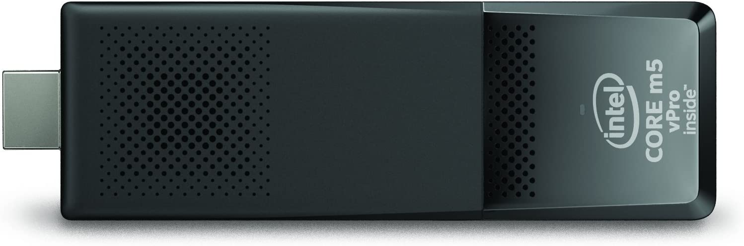 Intel Compute Stick CS525 Computer with Intel Core m5 vPro processor and no OS (BLKSTK2mv64CC),Black
