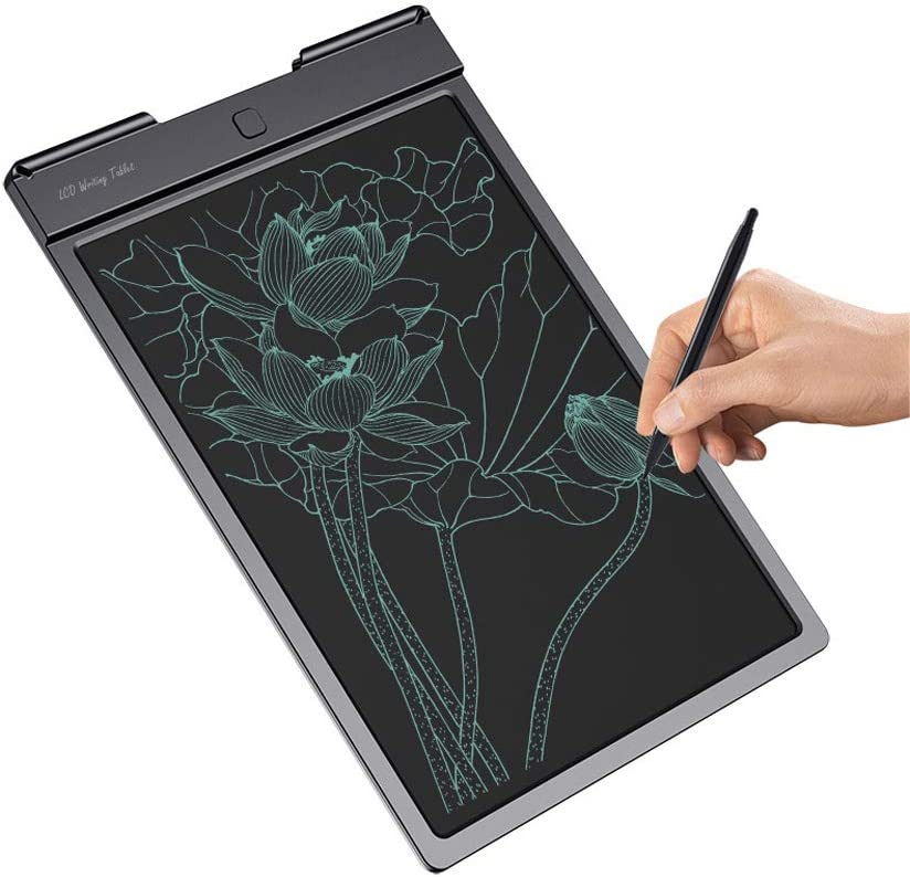 LCD Writing Tablet 13 Inch Drawing Handwriting Pads Board Eco-Friendly Durable