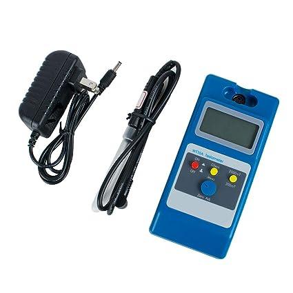 Gauss Meter vinmax Magnetic Field Strength Detector Gauss Meter Flux Meter Tesla Meter - - Amazon.com