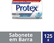 Sabonete em Barra Protex Limpeza Profunda Original 125g