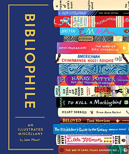 Perfect gift for book lovers, writers and your book club Book lovers rejoice!In this love letter to all things bookish, Jane Mount brings literary people, places, and things to life through her signature and vibrant illustrations. ...