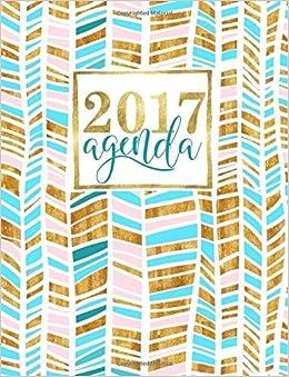Agenda: 2017 Agenda: Vista Semanal Serie de Organización y ...