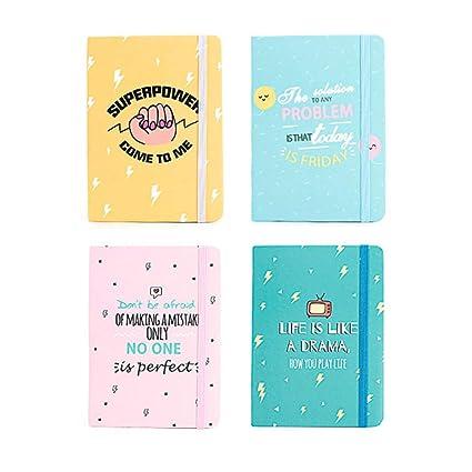 ZLJHH Agenda Planificador Semanal Cuadernos Del Viajero ...