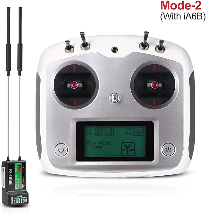 Litebee Flysky FS-I6S Transmitter 10CH with iA6B: Amazon.de: Elektronik