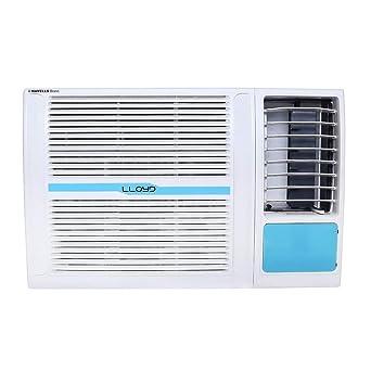 Lloyd 1 Ton 3 Star Window AC  Copper, LW12A3F9, Blue  Large Appliances