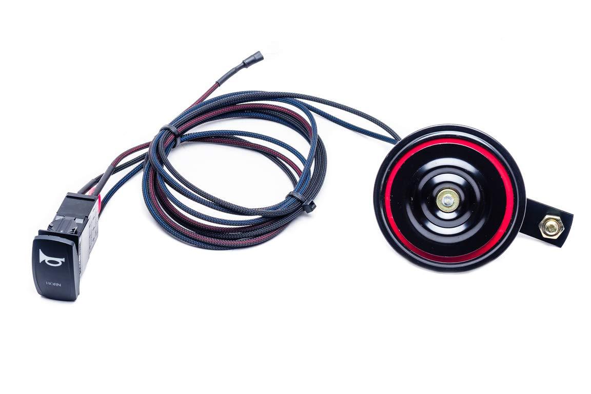 UTV INC Polaris RZR UTV Back lit LED Horn Kit by UTV Products