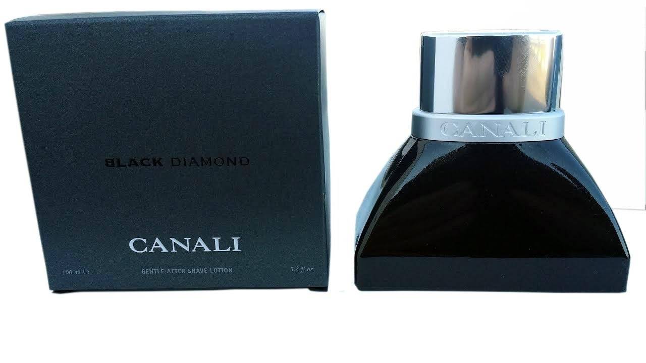 CANALI BLACK DIAMOND GENTLE AFTER SHAVE 3.4 fl oz 100ml Made in ITALY. Simply the BEST, FREE TRAVEL POUCH