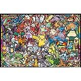 1000 片 拼图 精灵宝可梦 *的伙伴 (50×75 厘米)