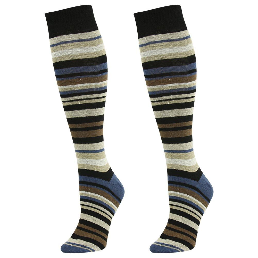 Suttos Stripes-2 SOCKSHOSIERY メンズ レディース Stripes-2 B01HB84H8O Brown Pairs Stripes-2 Pairs Brown Stripes-2 Pairs, 京菓子處 鼓月:4447870b --- mail.tastykhabar.com