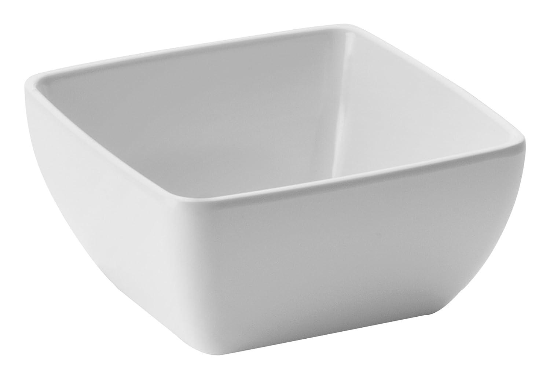 classico 12 x 12 x 6 cm bianco Lacor-Ciotola per insalata Duo in melamina