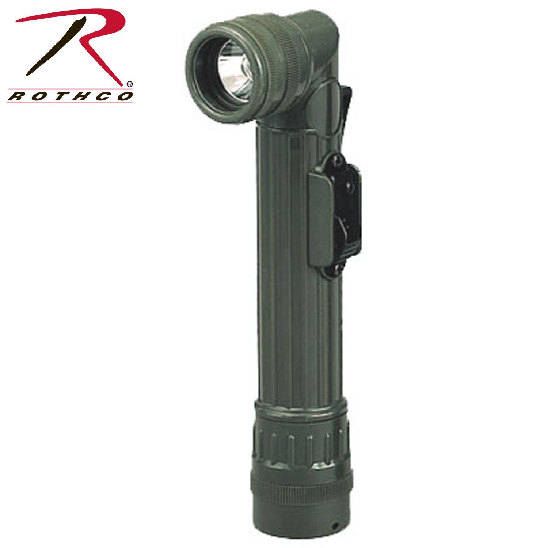 Amazon Flashlight Mini Army Style Olive Drab by Rothco