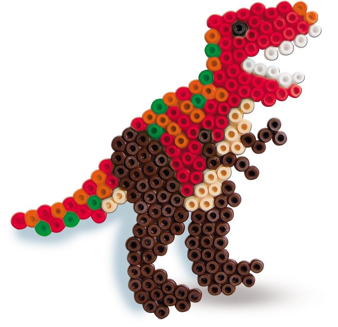 SES Creative Iron On Beads T-Rex Arts /& Crafts