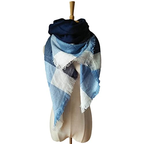 iShine bufandas mujer bufandas mujer con muchos colores